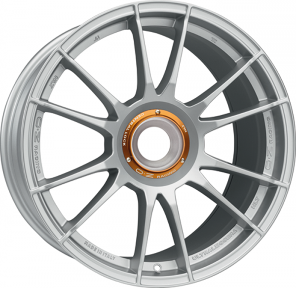 ULTRALEGGERA HLT MATT RACE SILVER Wheel 9,5x19 - 19 inch 5x112 bold circle
