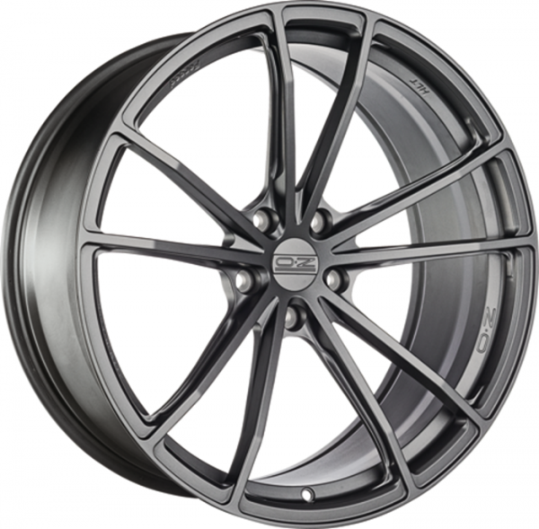 ARES MATT DARK GRAPHITE Wheel 10x21 - 21 inch 5x112 bold circle