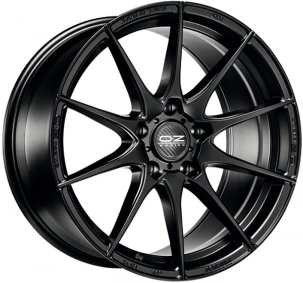 FORMULA HLT MATT BLACK Wheel 7.5x17 - 17 inch 5x114.3 bold circle