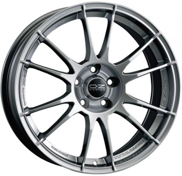ULTRALEGGERA CRYSTAL TITANIUM Wheel 8x18 - 18 inch 5x115 bold circle