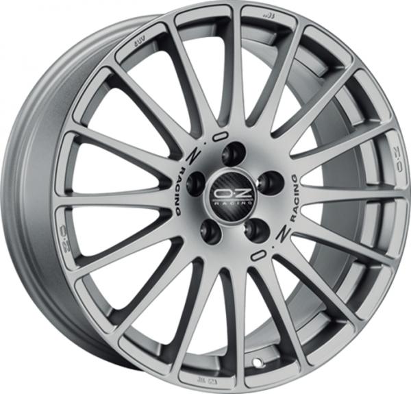SUPERTURISMO GT GRIGIO CORSA Wheel 8x18 - 18 inch 5x114.3 bold circle