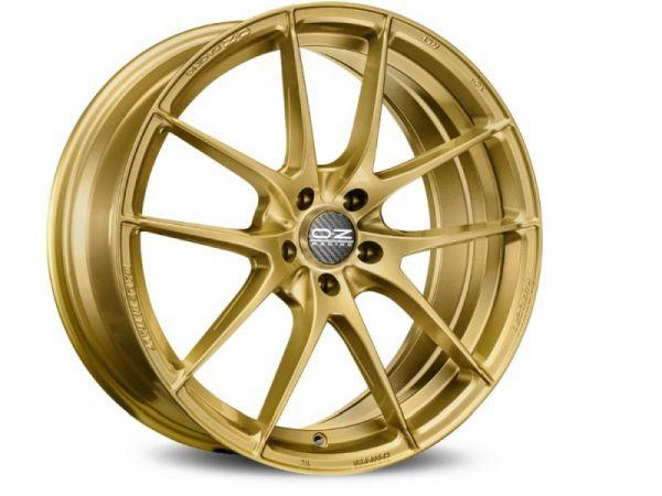 OZ LEGGERA HLT RACE GOLD Felge 8x18 - 18 Zoll 5x100 Lochkreis
