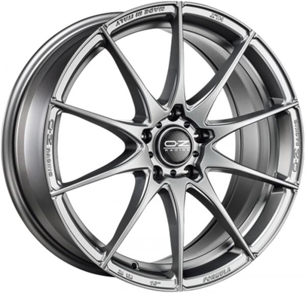 FORMULA HLT GRIGIO CORSA Wheel 7.5x18 - 18 inch 5x108 bold circle