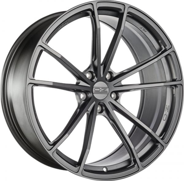 ZEUS MATT DARK GRAPHITE Wheel 9x20 - 20 inch 5x114.3 bold circle