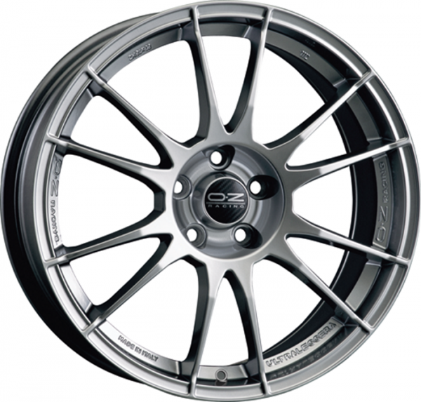 ULTRALEGGERA HLT MATT GRAPHITE Wheel 10x20 - 20 inch 5x120 bold circle