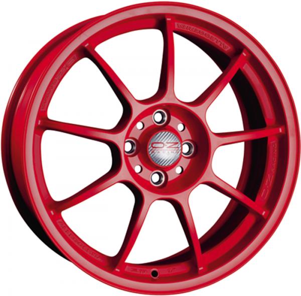 OZ ALLEGGERITA HLT RED Felge 8x18 - 18 Zoll 5x120 Lochkreis