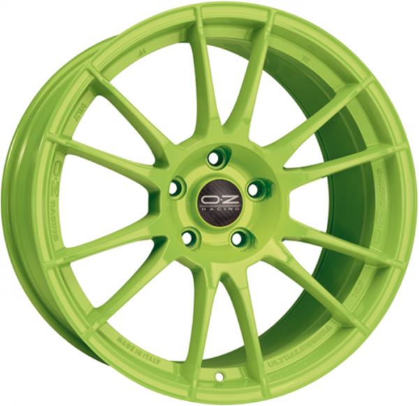 OZ ULTRALEGGERA HLT ACID grün Felge 11x19 - 19 Zoll 5x112 Lochkreis