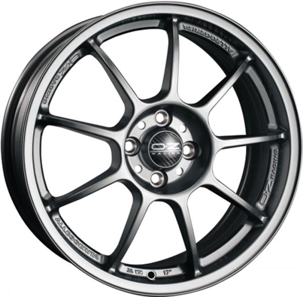 ALLEGGERITA HLT MATT GRAPHITE Wheel 9.5x18 - 18 inch 5x120 bold circle
