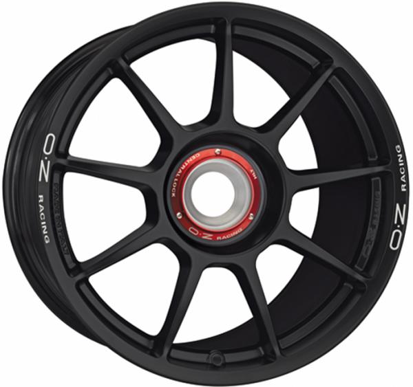 CHALLENGE HLT CL MATT BLACK Wheel 9x18 - 18 inch ZV bold circle