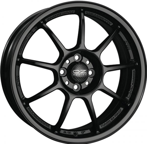 ALLEGGERITA HLT MATT BLACK Wheel 7.5x17 - 17 inch 5x100 bold circle