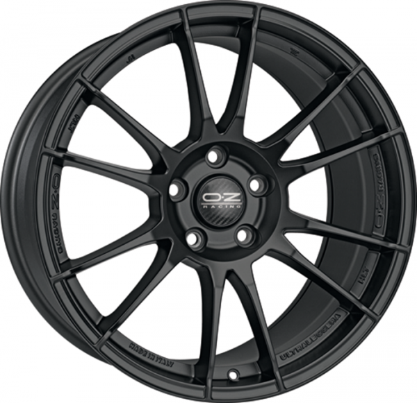 ULTRALEGGERA HLT MATT BLACK Wheel 8.5x19 - 19 inch 5x130 bold circle