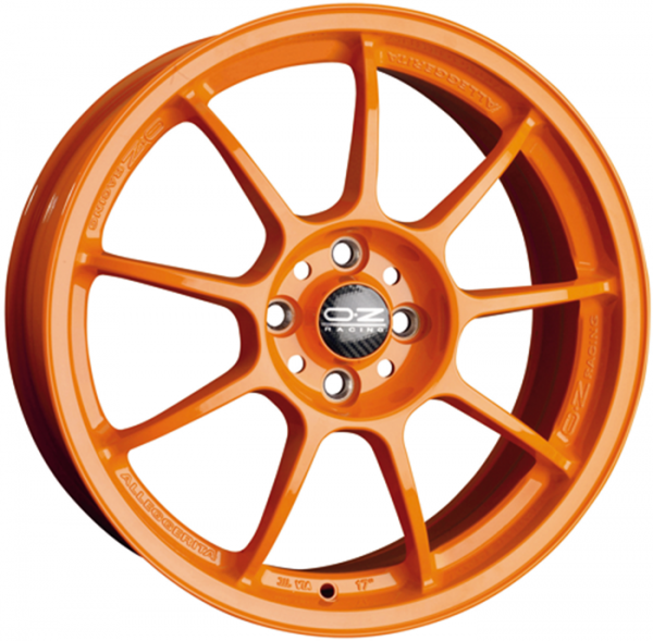 ALLEGGERITA HLT ORANGE Wheel 8.5x18 - 18 inch 5x114.3 bold circle