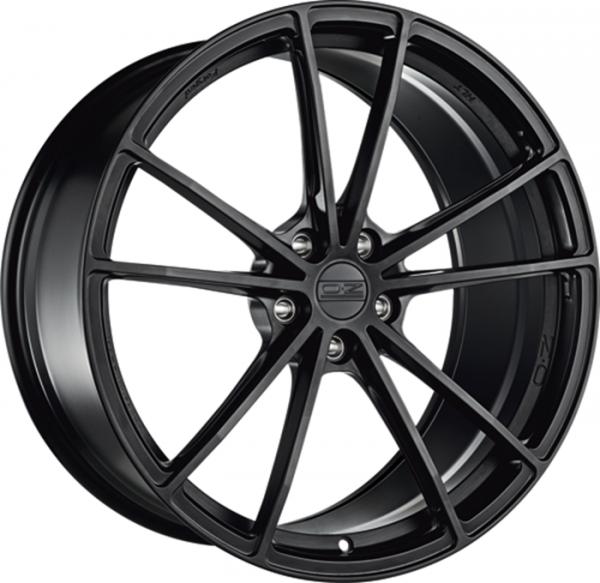 ZEUS MATT BLACK Wheel 9x21 - 21 inch 5x120 bold circle