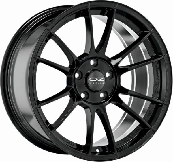 ULTRALEGGERA HLT GLOSS BLACK Wheel 9x19 - 19 inch 5x98 bold circle