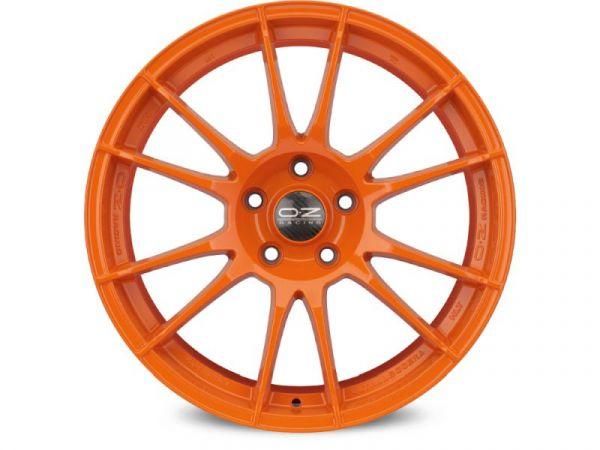 OZ ULTRALEGGERA HLT orange Felge 9,5x19 - 19 Zoll 5x112 Lochkreis