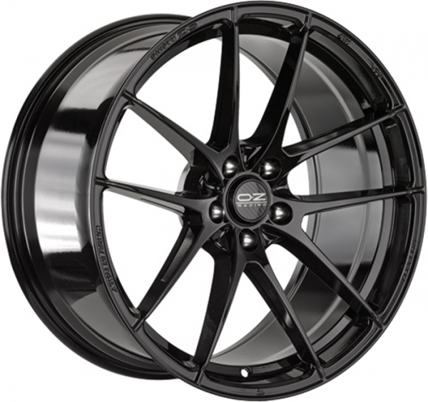 LEGGERA HLT GLOSS BLACK Wheel 12x19 - 19 inch 5x130 bold circle