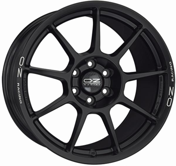 CHALLENGE HLT MATT BLACK Wheel 12x18 - 18 inch 5x130 bold circle