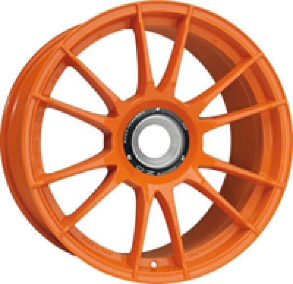 OZ ULTRALEGGERA HLT CL orange Felge 9x20 - 20 Zoll ZV Lochkreis