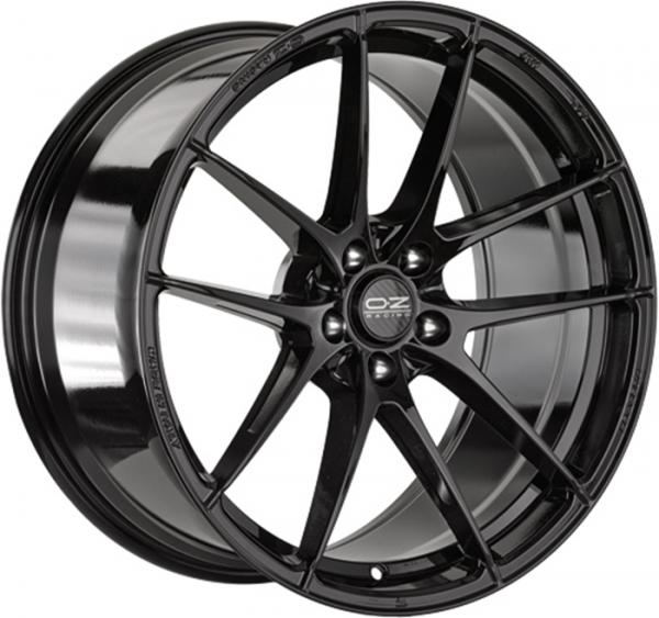 LEGGERA HLT GLOSS BLACK Wheel 8x18 - 18 inch 5x120 bold circle