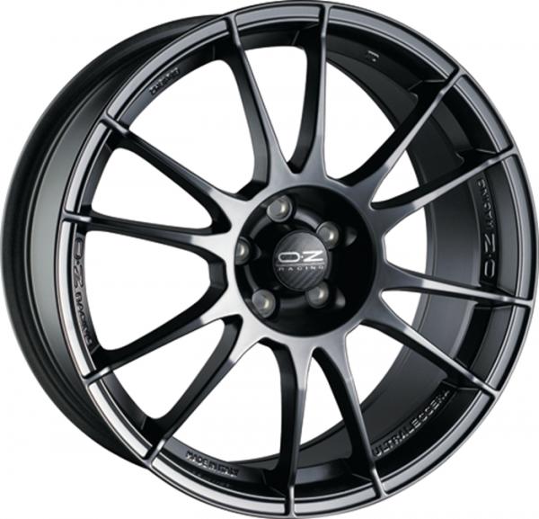 ULTRALEGGERA MATT BLACK Wheel 7x17 - 17 inch 4x108 bold circle