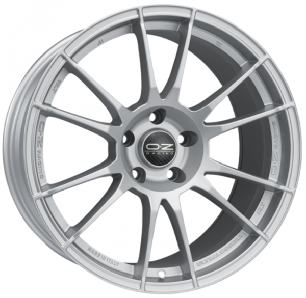 ULTRALEGGERA HLT MATT RACE SILVER Wheel 8.5x19 - 19 inch 5x112 bold circle