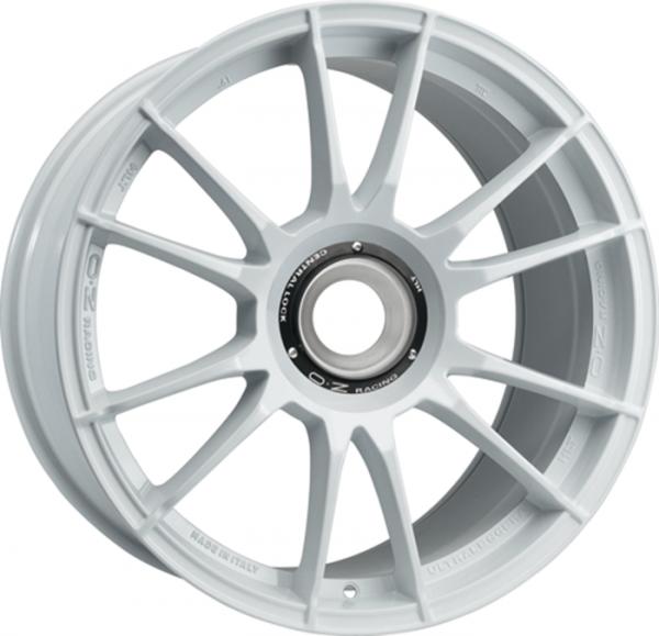 ULTRALEGGERA HLT CL WHITE Wheel 12x20 - 20 inch ZV bold circle