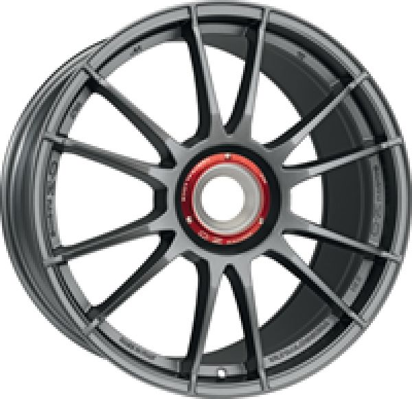 ULTRALEGGERA HLT CL MATT GRAPHITE Wheel 9x20 - 20 inch ZV bold circle