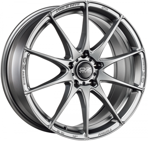 FORMULA HLT GRIGIO CORSA Wheel 8x18 - 18 inch 5x108 bold circle