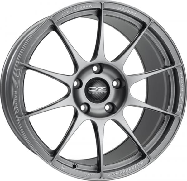 SUPERFORGIATA GRIGIO CORSA Wheel 10x19 - 19 inch 5x114.3 bold circle