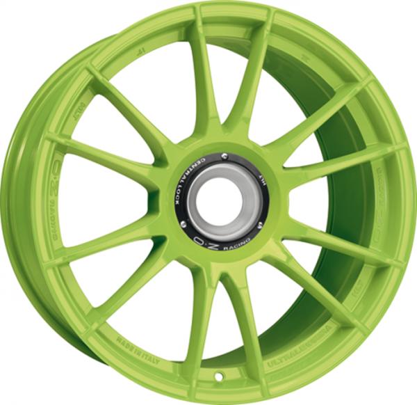 ULTRALEGGERA HLT CL ACID GREEN Wheel 12x19 - 19 inch ZV bold circle