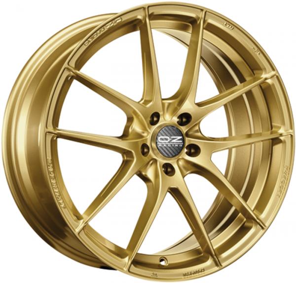 OZ LEGGERA HLT RACE GOLD Felge 8x19 - 19 Zoll 5x100 Lochkreis
