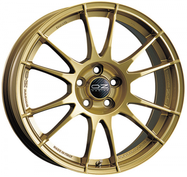 ULTRALEGGERA RACE GOLD Wheel 8x17 - 17 inch 5x100 bold circle