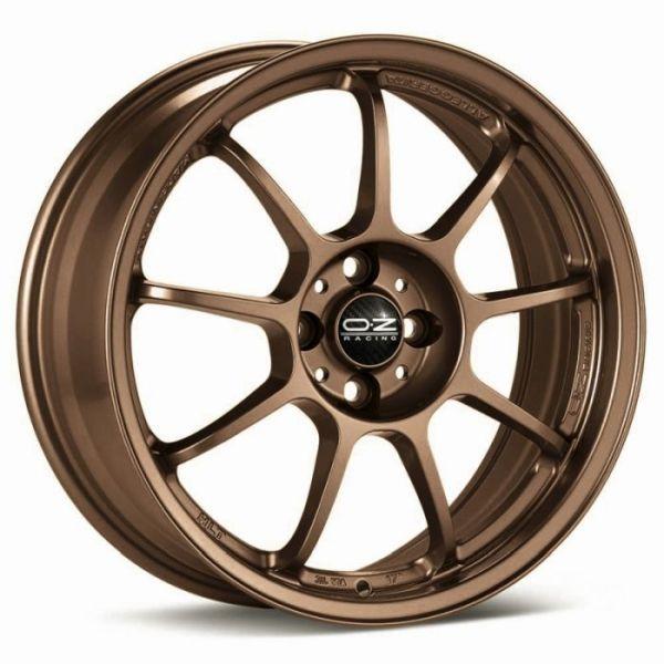 ALLEGGERITA HLT MATT BRONZE Wheel 10x18 - 18 inch 5x130 bold circle