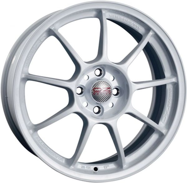 ALLEGGERITA HLT WHITE Wheel 8.5x17 - 17 inch 5x120 bold circle