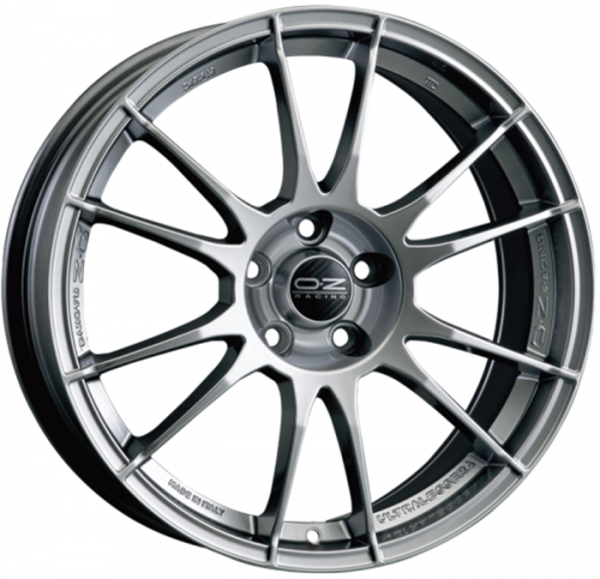 ULTRALEGGERA CRYSTAL TITANIUM Wheel 8x17 - 17 inch 5x120 bold circle