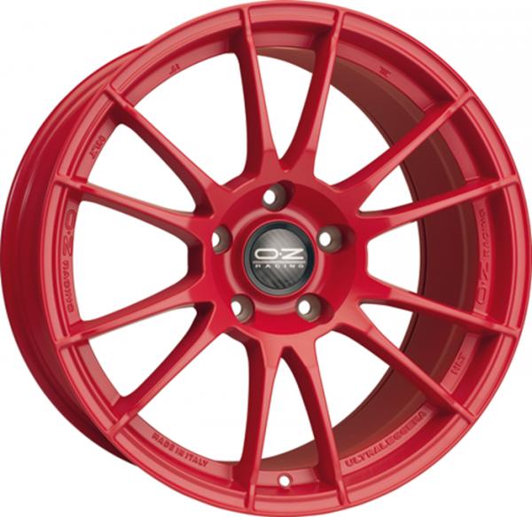 ULTRALEGGERA HLT RED Wheel 8.5x20 - 20 inch 5x130 bold circle