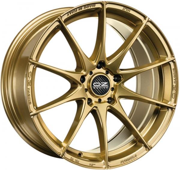 FORMULA HLT RACE GOLD Wheel 8x18 - 18 inch 5x100 bold circle