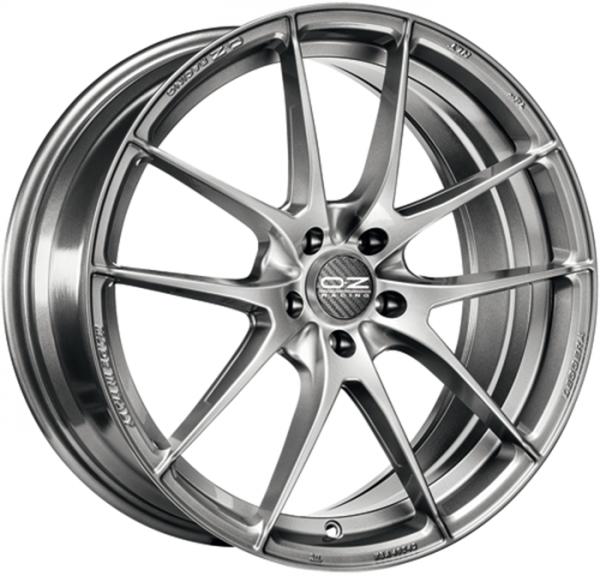LEGGERA HLT GRIGIO CORSA BRIGHT Wheel 8x17 - 17 inch 5x114.3 bold circle
