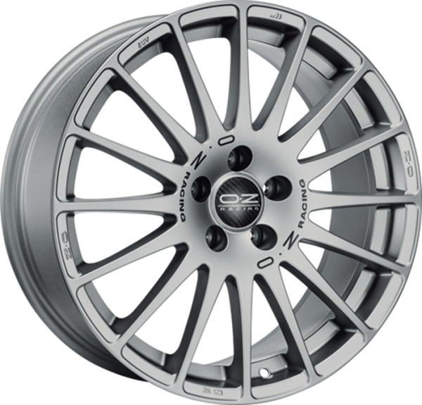 SUPERTURISMO GT GRIGIO CORSA Wheel 8x18 - 18 inch 5x100 bold circle