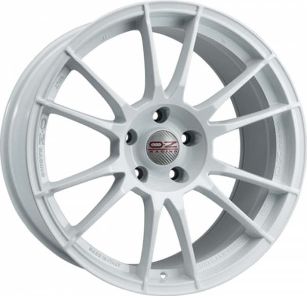 ULTRALEGGERA HLT WHITE Wheel 11x19 - 19 inch 5x130 bold circle